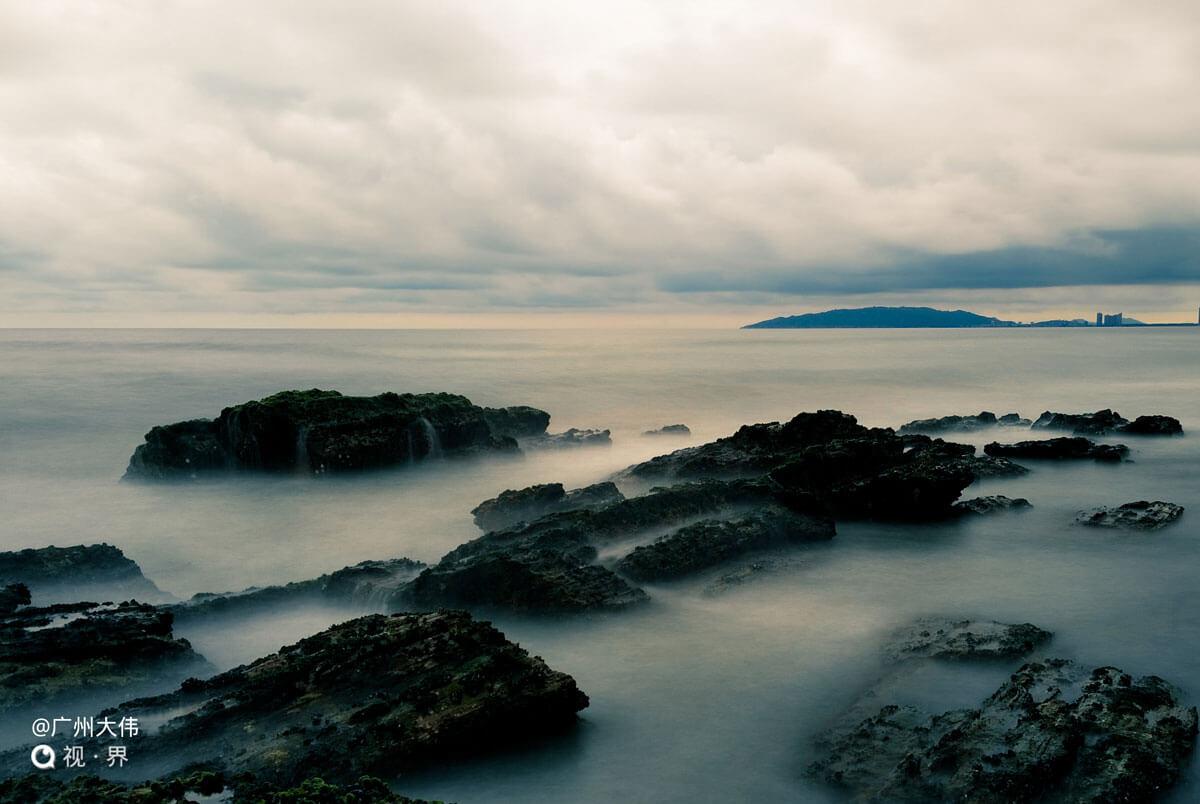 礁石的交响曲