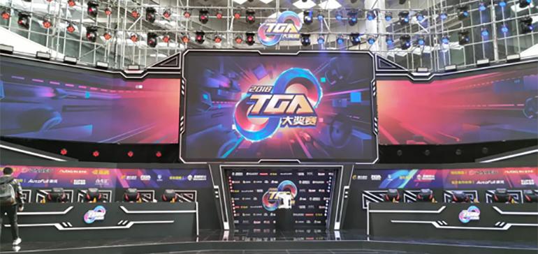 亮相TGA大奖赛,努比亚红魔游戏手机携手腾讯重磅亮相