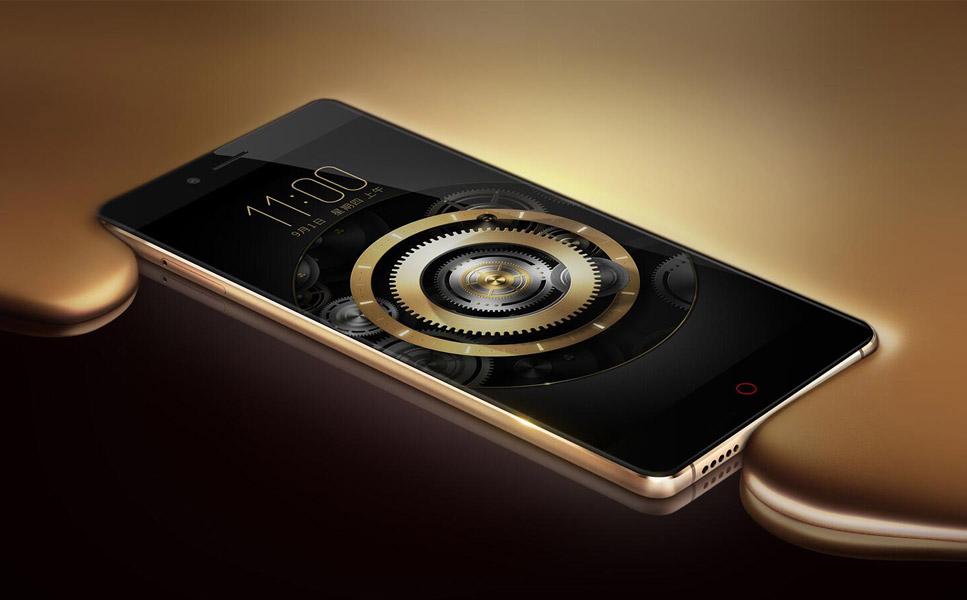 努比亚Z11 黑金版 特别定制UI 气度非凡 尊贵尽显