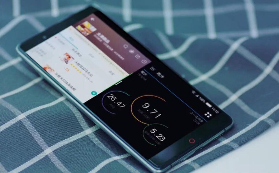 努比亚Z11 Max随心分屏,让你生活工作两不误!