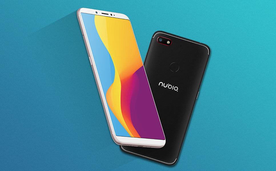 努比亚V18 ID视频