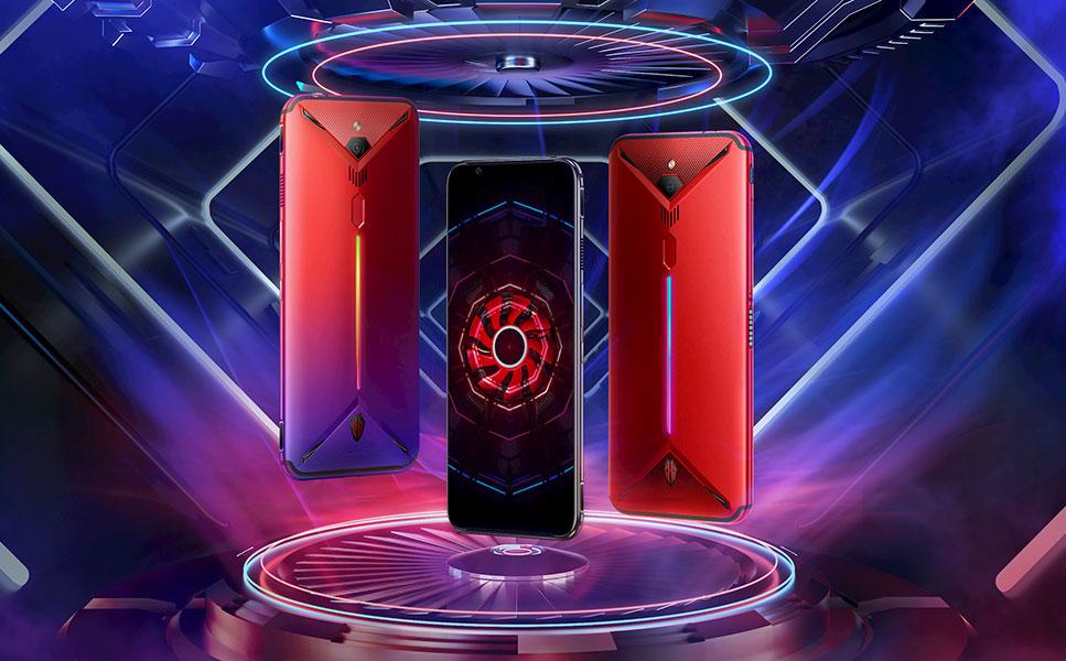 红魔3电竞手机ID视频