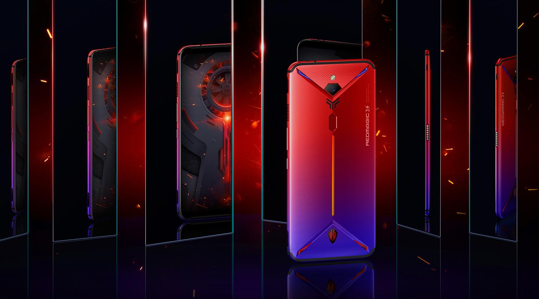 红魔3S电竞游戏手机  ID视频