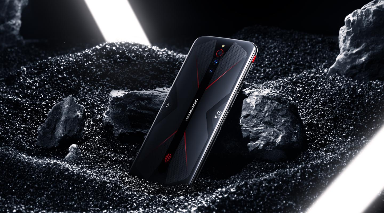 红魔5G游戏手机 宣传视频