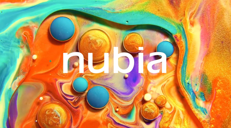 nubia logo 升级动画